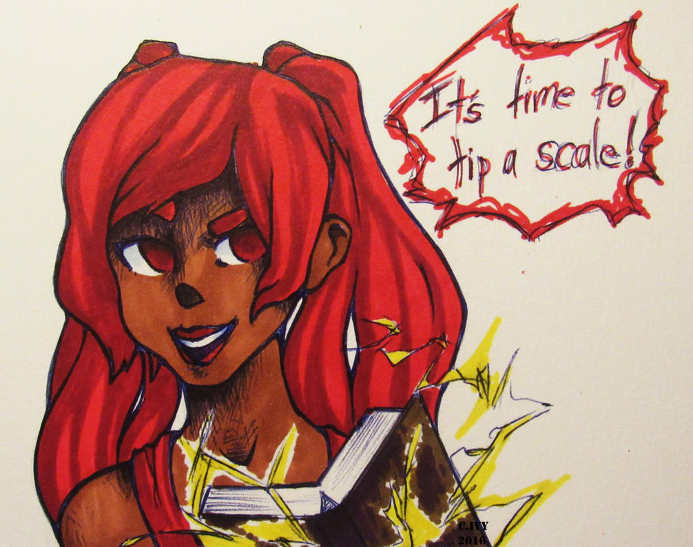 Etika's Red Robin... by RayQuaza005