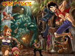 Fight the dragon - OnePiece