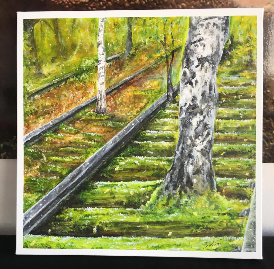 Overgrown by lNSartl