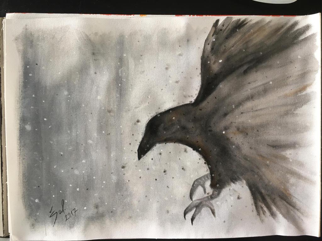 Raven by lNSartl
