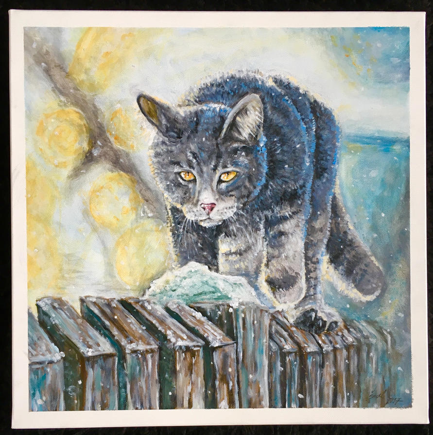 Kitty by lNSartl