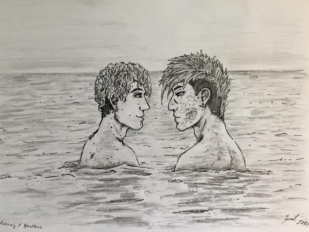 The Sea by lNSartl