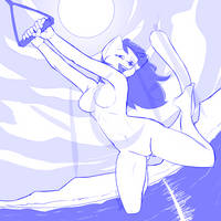 YCH: Lakeside Swing! by Holtzmann
