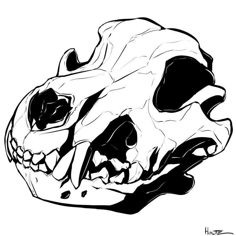 [C] Memento Mori - Wolf! by Holtzmann