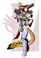[C] Sister Daemon! by HoltzWorks