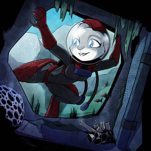 [C] Diving Judy!