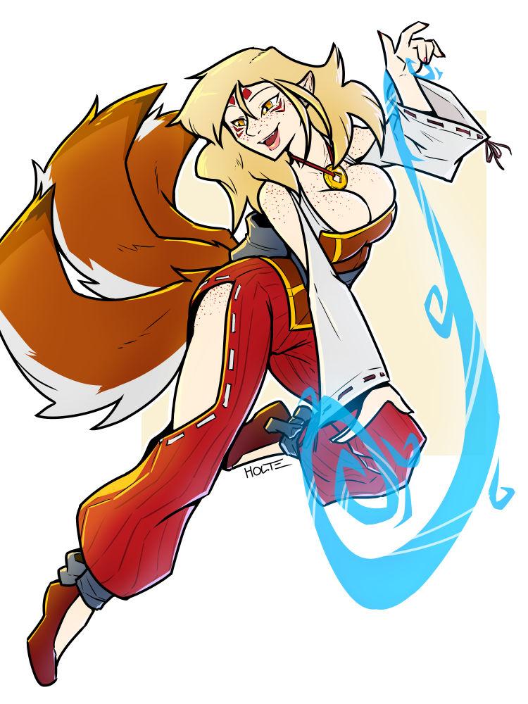 Hisako!