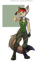 Kit Fox Cassandra!