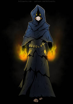 Pyromancer Kaede!