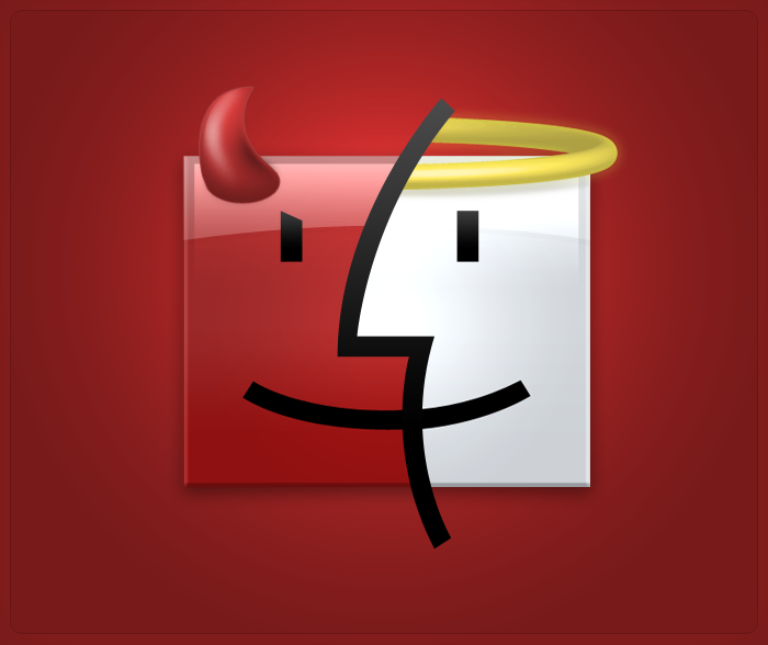 heaven & hell finder icon