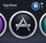 App Store Replacement Icons