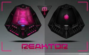 Reaktor-F by graphomet