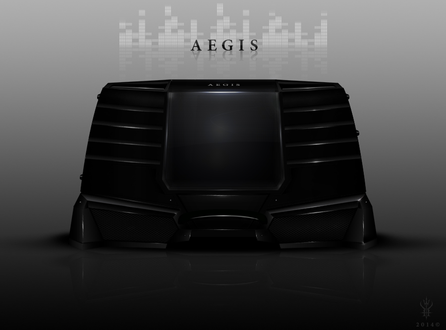 Aegis by graphomet