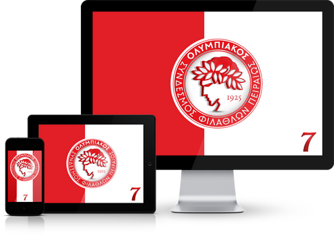Olympiacos FC Wallpaper Mobile Screensavers