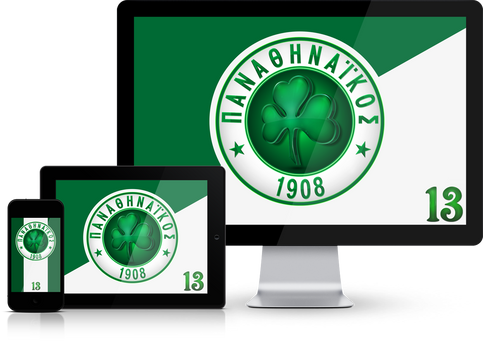 Panathinaikos FC Wallpaper Mobile Screensavers