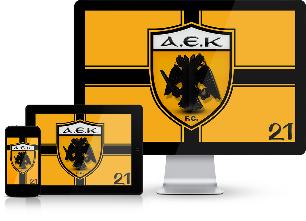 AEK FC Wallpaper Mobile Screensavers by graphomet