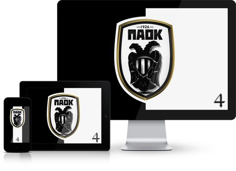 PAOK FC Wallpaper Mobile Screensavers