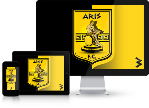 ARIS FC Wallpaper Mobile Screensavers