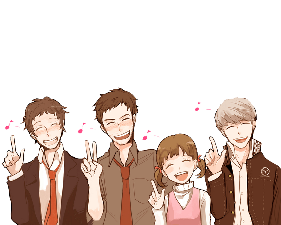 Familia Dojima by Narukami-yu