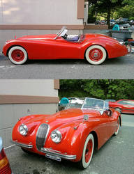 Red Car by Biothief