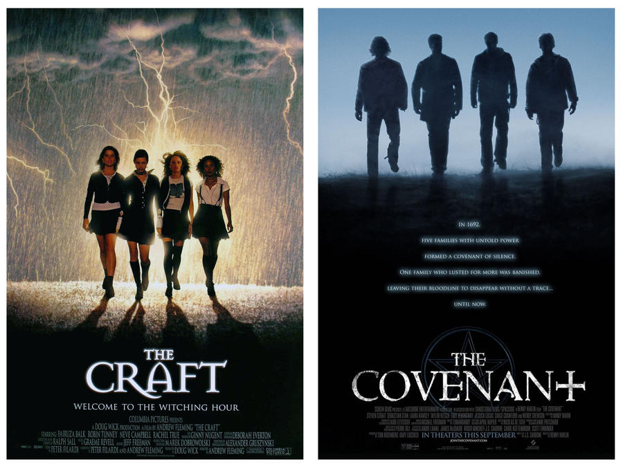 The Craft/The Covenant Poster by Biothief on DeviantArt