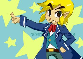 Triforce Captain by NeoRinku