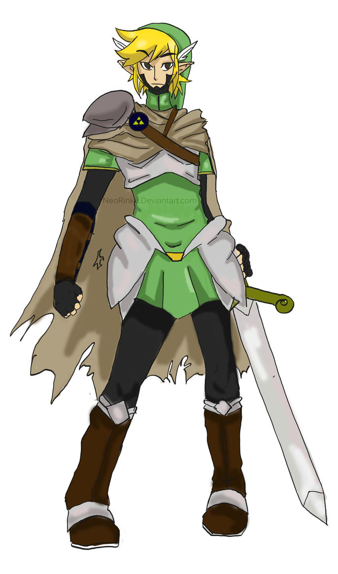 Link - Knight uniform by NeoRinku