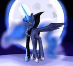 Luna by Cyborgclips