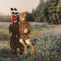 [G] A Walk In The Meadow