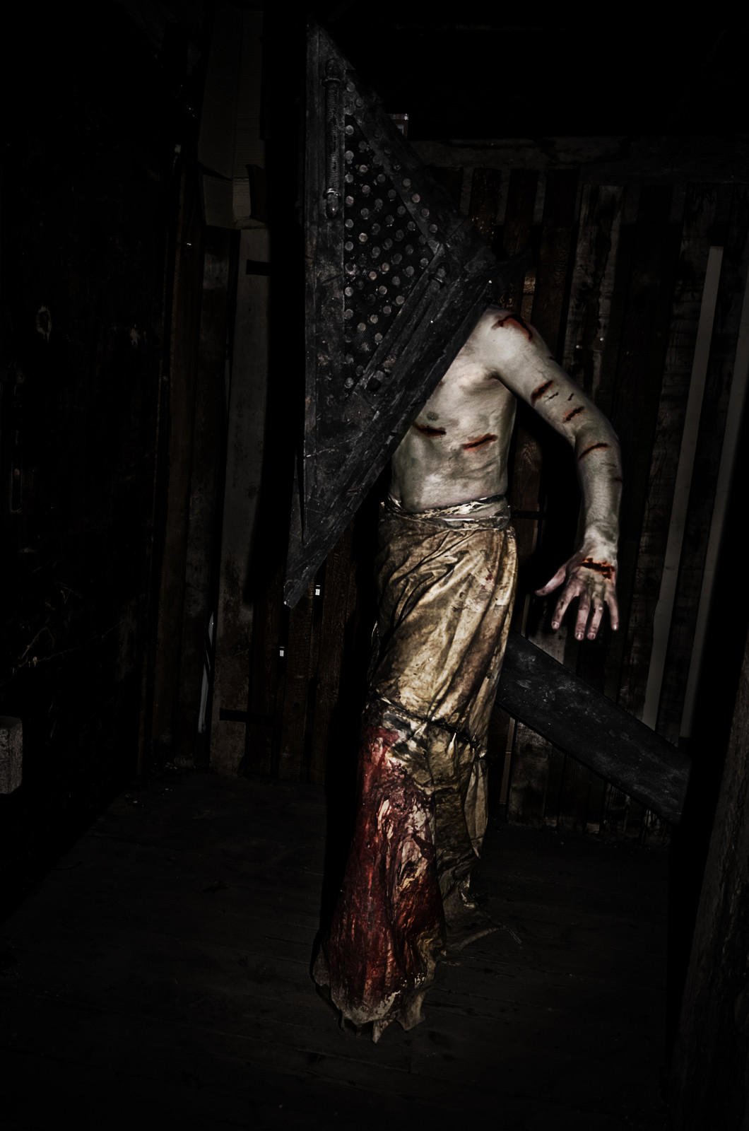 Pyramid Head is coming by Corroder666