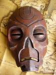 Hevnoraak - Dragon priest mask - from Skyrim