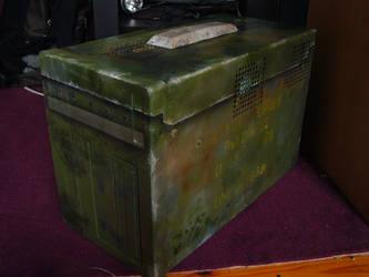 Fallout ammunition box PC by Corroder666