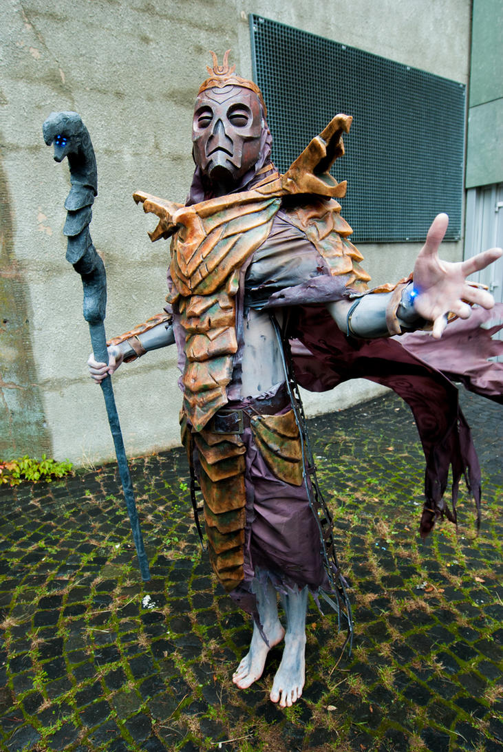 Dragon Priest Cosplay by Corroder666