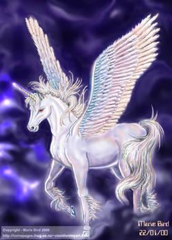 Unicorn of the Storm