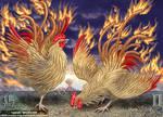 Phoenix Fire Roosters