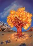 Phoenix Fire Tree