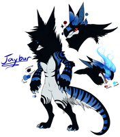 Jaybur Reference by F0rsak3n-F3ral