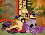 Edo Love: NaruHina
