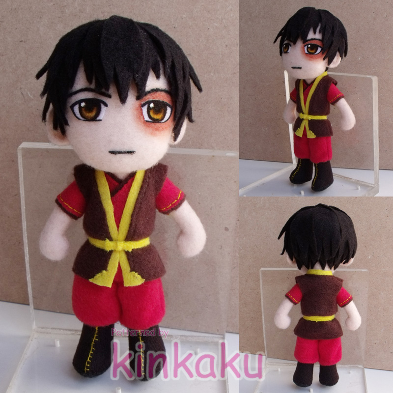 Avatar : Zuko by kinkaku