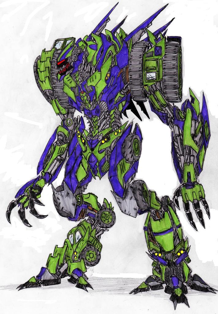 transformers 2 devastator by crossdominatrix5 on - 712×1024