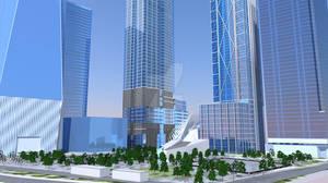 New World Trade Center Bases