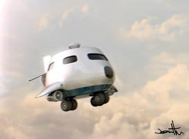 Teapot plane by Jonnathon