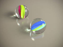 Marbles toy by Jonnathon
