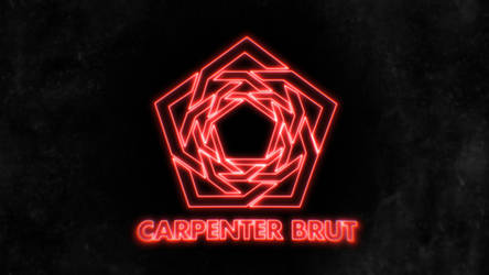 Carpenter Brut Wallpaper