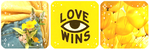 Love Wins    Free Divider by MORTYLAND
