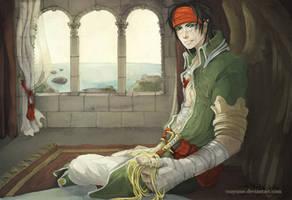 Echoes of Daybreak by tsuyume