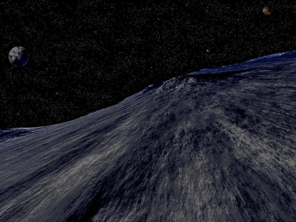 Benign Luna by cxard