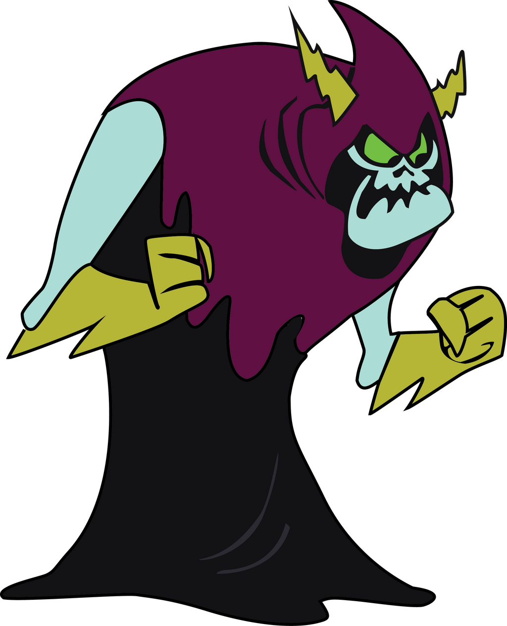 Lord Hater complete- WoY by Evil-Spike on DeviantArt