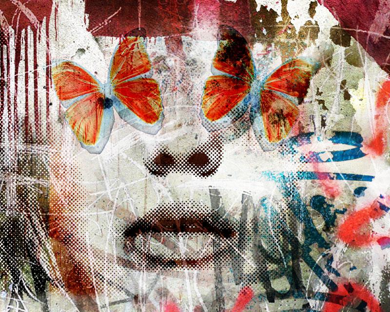 Butterfly Eyes by ART-BY-DOC