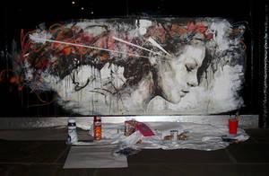 Graffiti lounge Liverpool by ART-BY-DOC